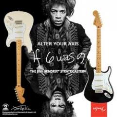 Jimi Hendrix Statocaster Signature