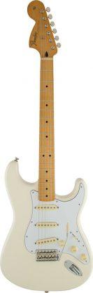 Jimi Hendrix Stratocaster Signature bianca