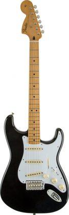 Jimi Hendrix Stratocaster Signature nera