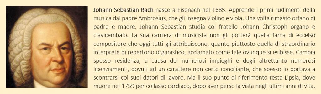 Bach J.S. - biografia breve