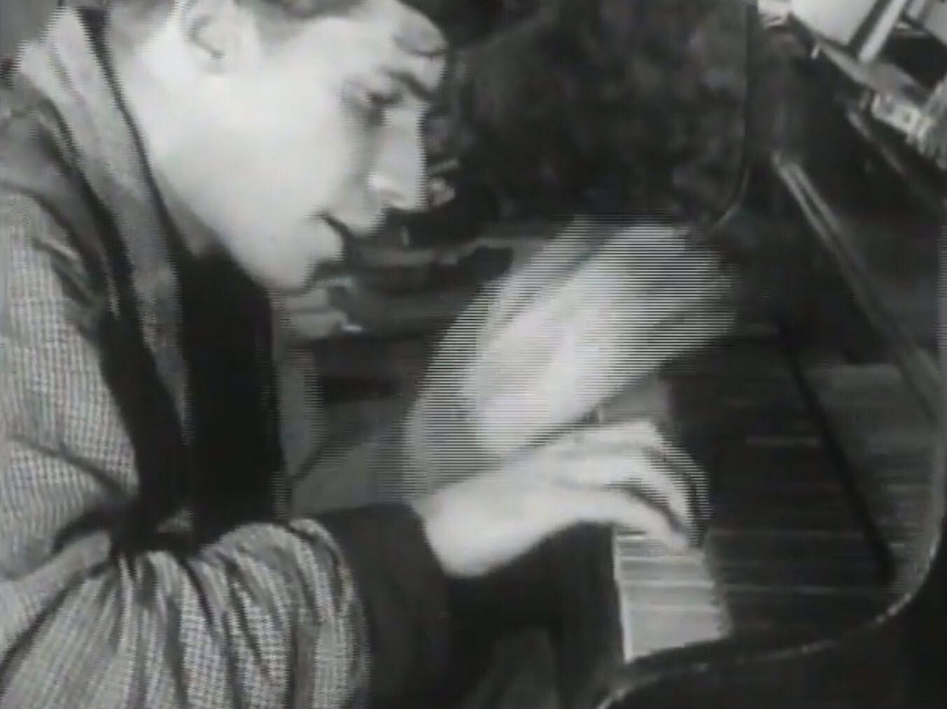 mani Glenn Gould posizione