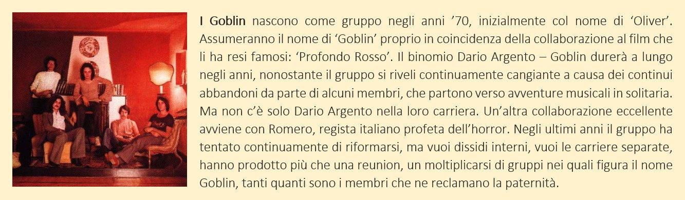 goblin - biografia