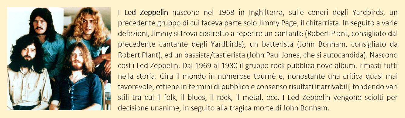 led zeppelin - biografia breve