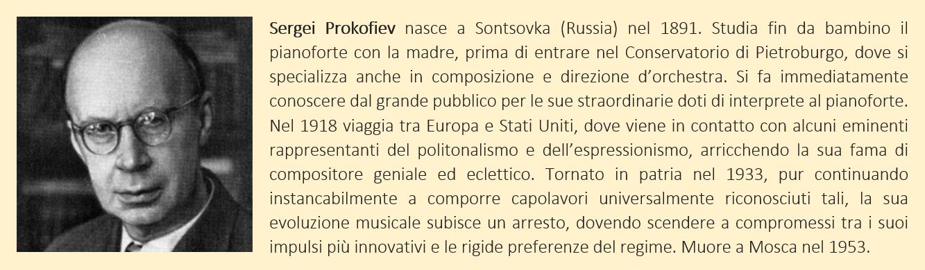 prokofiev - biografia