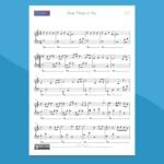 River Flows in You - Spartito Facile per Pianoforte