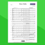 Disney Medley - partitura per orchestra scolastica
