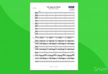 star wars - imperial march | Partitura gratis per Orchestra Scolastica