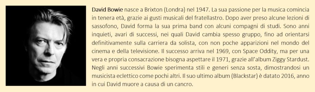 Bowie, David - Biografia breve