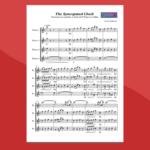The Syncopated Clock - Spartito Gratis per Ensemble di Flauti