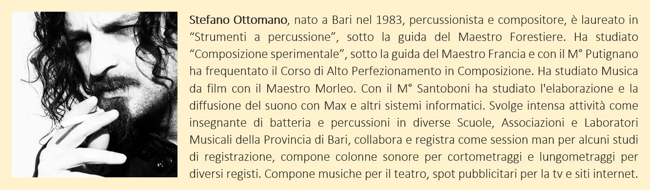 Ottomano, Stefano - biografia breve