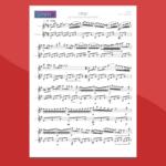 Largo di Vivaldi - Spartito gratis per flauto e vibrafono