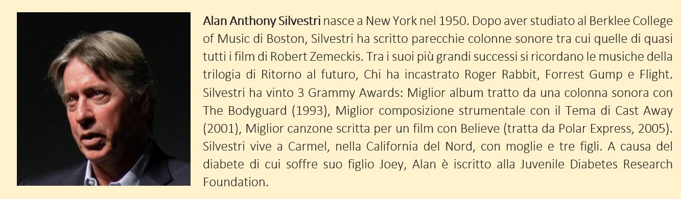 Silvestri, Alan - biografia breve