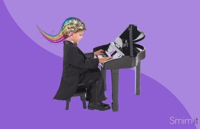 cosa accade al cervello quando si suona uno strumento