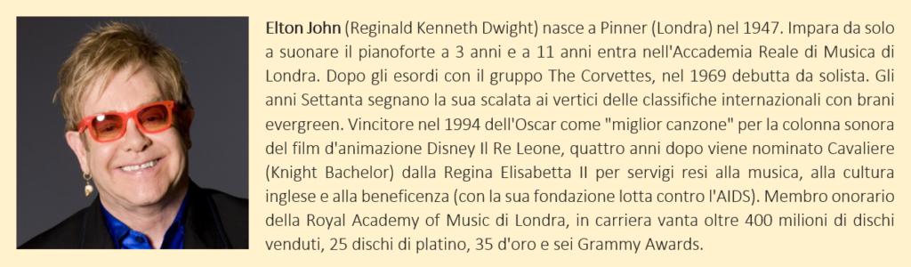 John, Elton - biografia breve