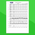I Want to Break Free - Partitura gratis per orchestra scolastica