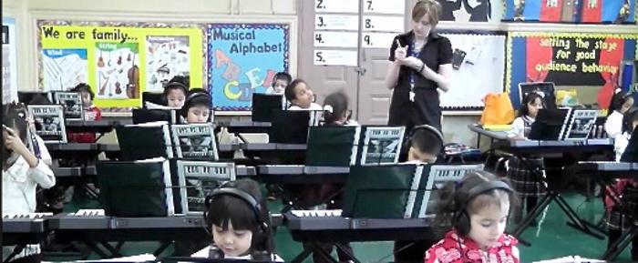 Se un bambino impara la musica, aumentano vocabolario e capacità di lettura
