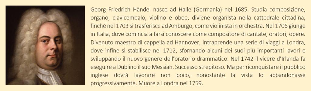 Händel, Georg Friedrich - biografia breve