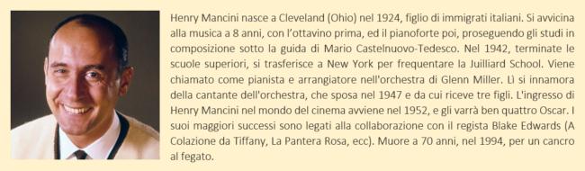 Mancini, Henry - biografia breve