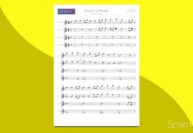 Away in a Manger - Spartito gratis per Ensemble di Flauti