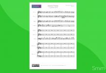 Adeste Fideles - Partitura per Orchestra Scolastica