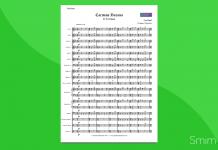 Carmina Burana - O Fortuna - Partitura gratis per Orchestra Scolastica