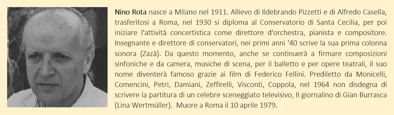 Rota, Nino - biografia breve
