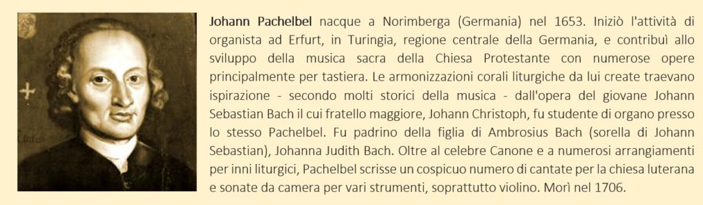 Pachelbel - Biografia Breve