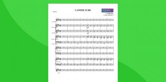 Canone di Pachelbel - Partitura per Orchestra Scolastica