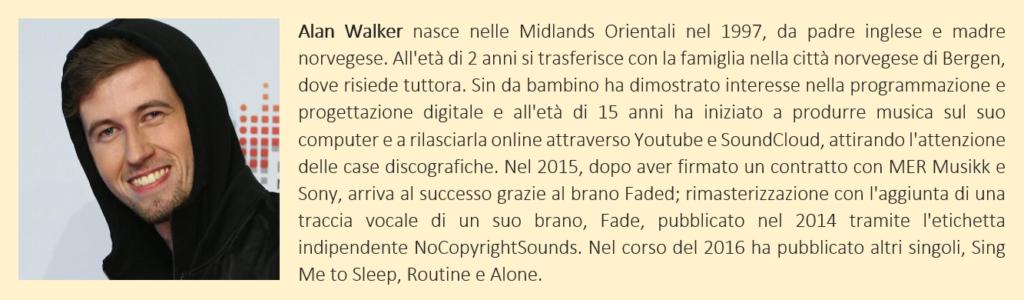 Walker, Alan - Biografia Breve