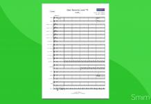 quei fantastici anni 70 - partitura gratis per orchestra scolastica