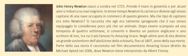 John Newton | biografia breve