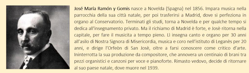 José Ramón Gomis | biografia breve