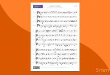 adeste fideles | spartito gratis per quartetto di violini
