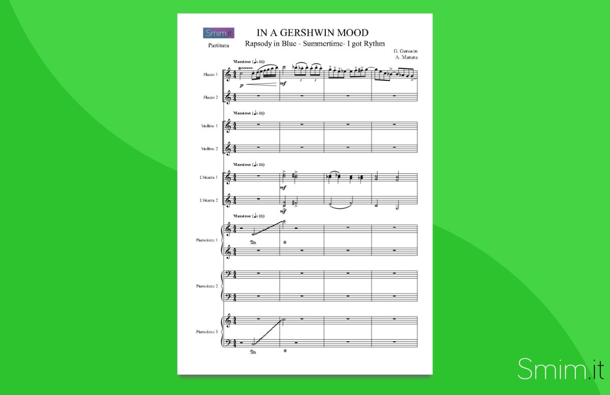 Favorito Pirati dei Caraibi (partiture per orchestra scolastica) SA88
