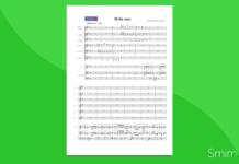 bella ciao | partitura gratis per orchestra scolastica smim