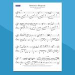 queen - bohemian rhapsody | spartito per pianoforte