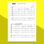 danza degli zufoli di tchaikovsky | spartito gratis per ensemble di flauti
