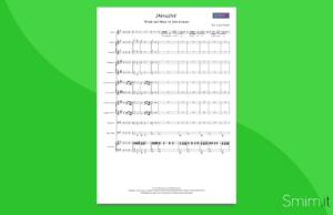 imagine di john lennon | partitura gratis per orchestra di scuola media ad indirizzo musicale