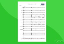 personent hodie   partitura gratis per orchestra di scuola media ad indirizzo musicale