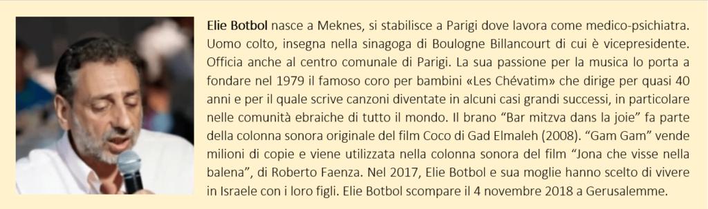Elie Botbol, biografia breve