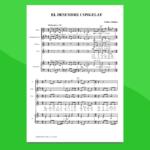el desembre congelat   partitura per orchestra di scuola media ad indirizzo musicale