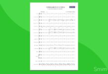 fermarono i cieli | partitura gratis per orchestra scolastica
