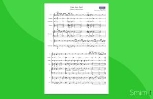 fum fum fum | partitura gratis per orchestra di scuola media ad indirizzo musicale
