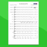 la marcia dei re   partitura gratis per orchestra di scuola media ad indirizzo musicale smim