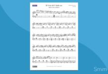 il volo del calabrone | spartito gratis per pianoforte