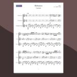 habanera dalla carmen di bizet | spartito gratis per trio di clarinetti