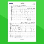 il mattino di grieg | partitura gratis per orchestra scolastica