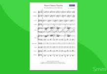 nuovo cinema paradiso | partitura per orchestra scolastica