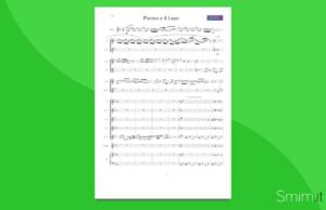 Pierino e il Lupo   partitura gratis per orchestra scolastica