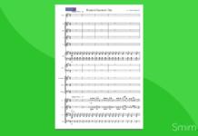 medley su temi d'opera di rossini | partitura gratis per orchestra scolastica